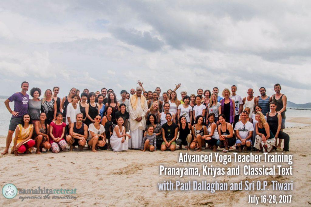 Tiwari Yoga Training 2017