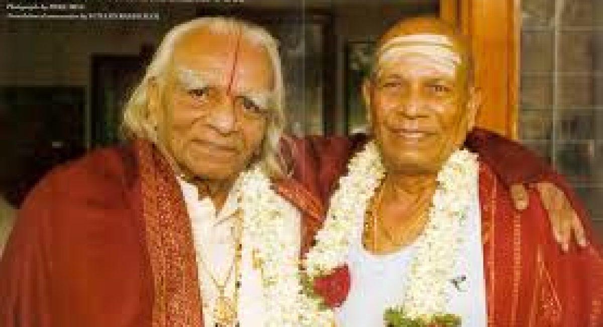 Iyengar Pattabhi Jois